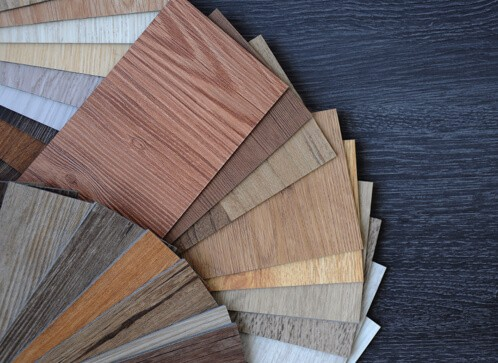 flooring samples | Cherry City Interiors