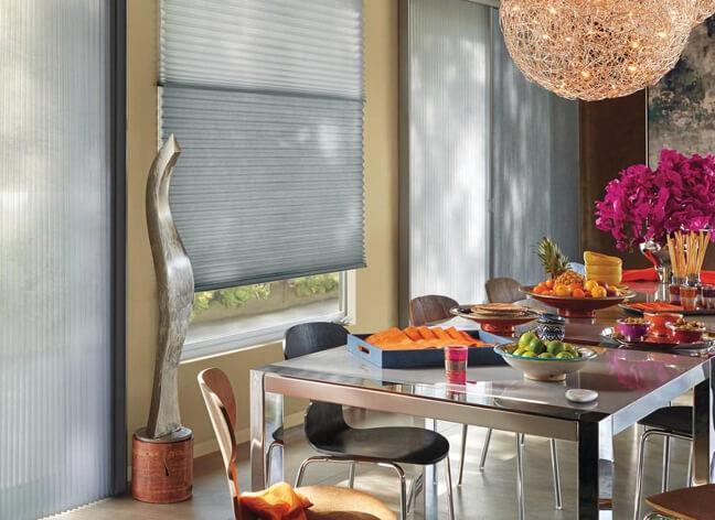 Hunter Douglas Window Treatments | Cherry City Interiors