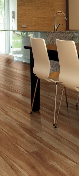 luxury vinyl flooring | Cherry City Interiors
