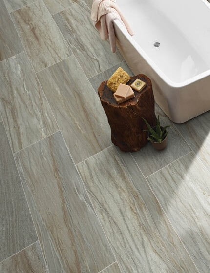 Tile in bathroom | Cherry City Interiors