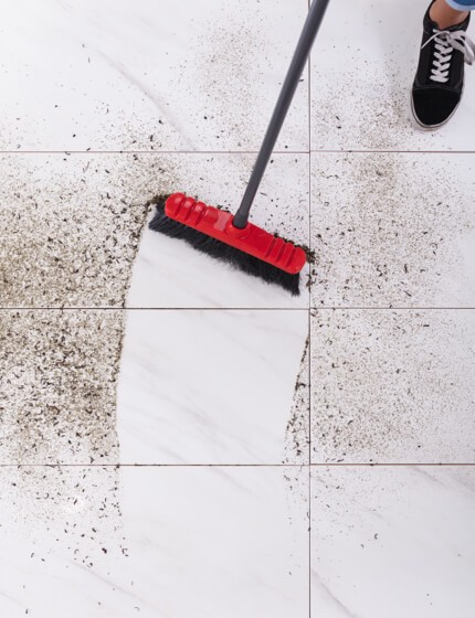 Tile Stain cleaing | Cherry City Interiors