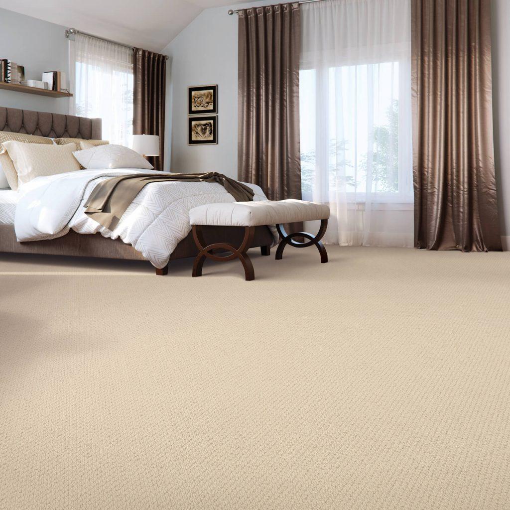 New carpet in bedroom | Cherry City Interiors