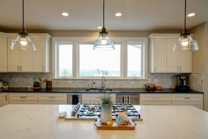 Kitchen cabinets   Cherry City Interiors