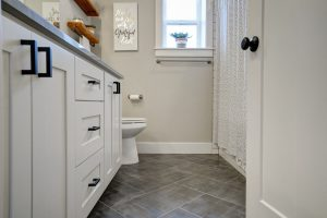 White cabinets | Cherry City Interiors