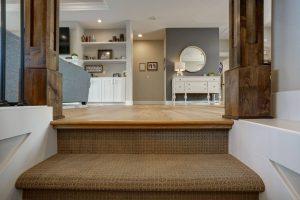Carpet on stairs   Cherry City Interiors