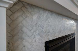 Tile wall   Cherry City Interiors