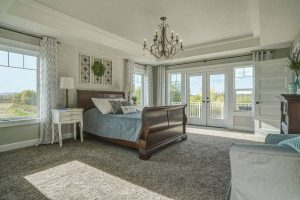 Bedroom Carpet flooring   Cherry City Interiors