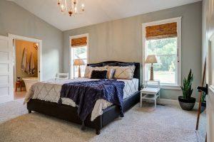 Bedroom lavish carpet   Cherry City Interiors