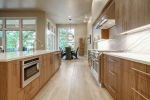 Kitchen interior   Cherry City Interiors