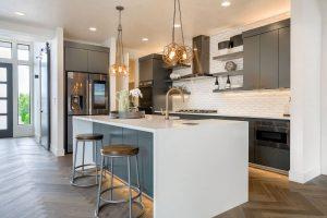 Kitchen countertops   Cherry City Interiors