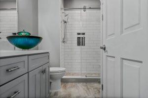 Bathroom remodel | Cherry City Interiors