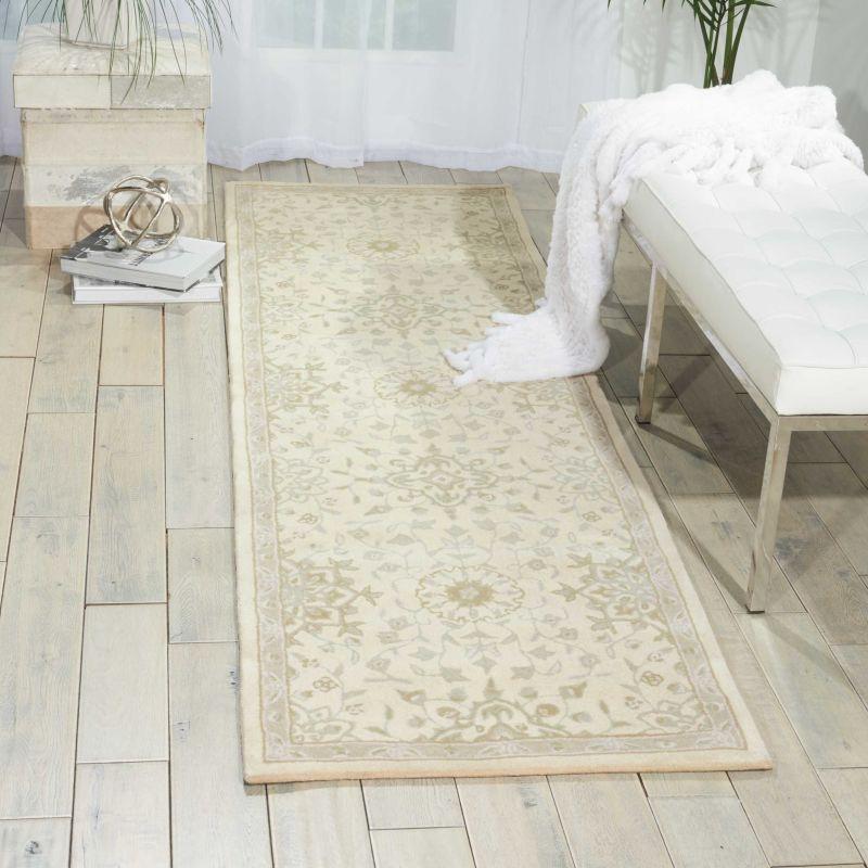 Silk rug | Cherry City Interiors