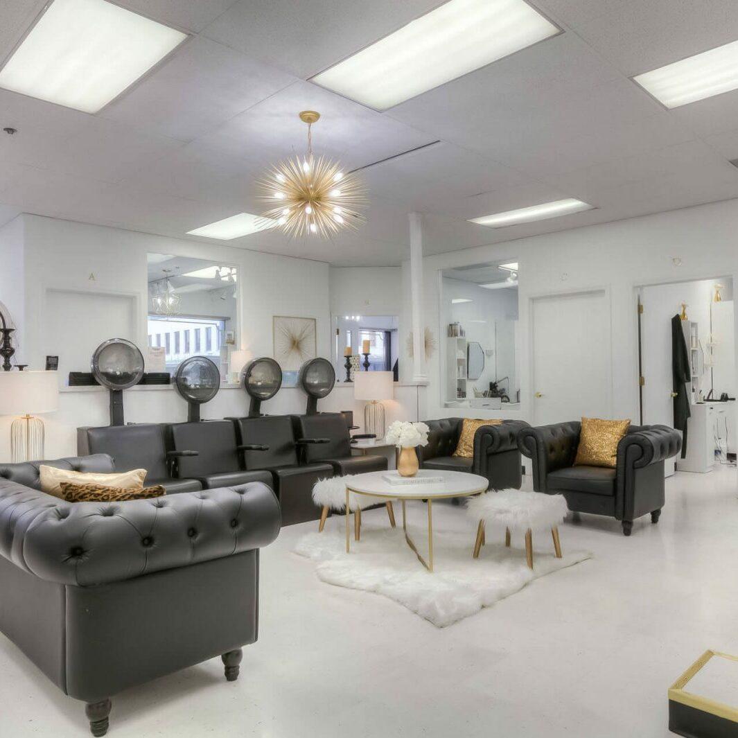 Modern living room interior | Cherry City Interiors
