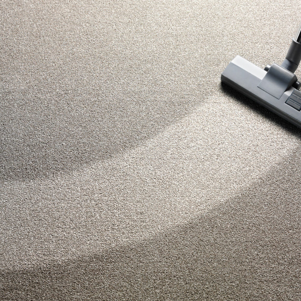 Carpet vacuuming | Cherry City Interiors