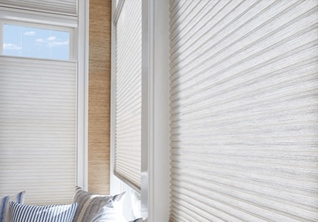 Cellular Honeycomb Shades | Cherry City Interiors