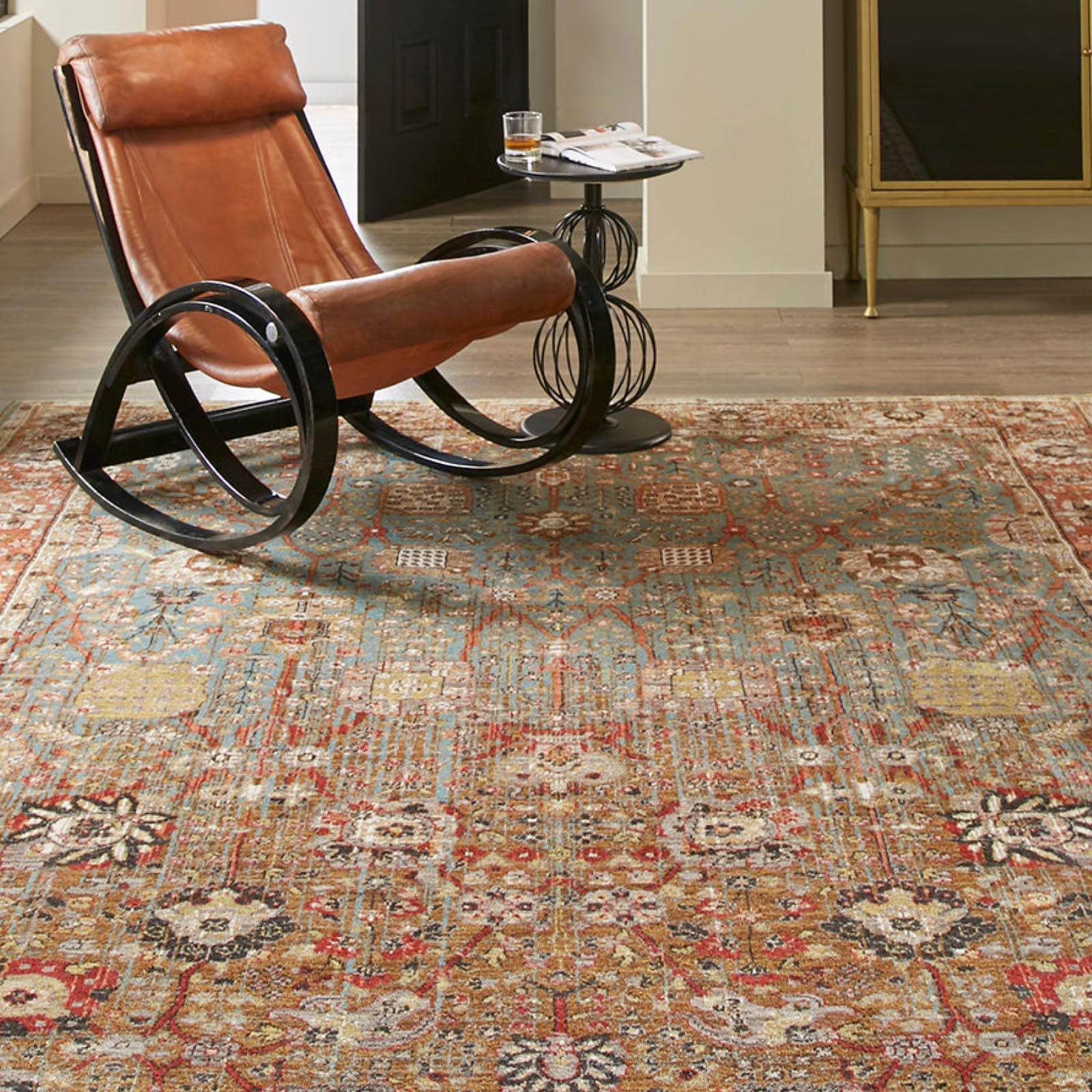 karastan rug | Cherry City Interiors
