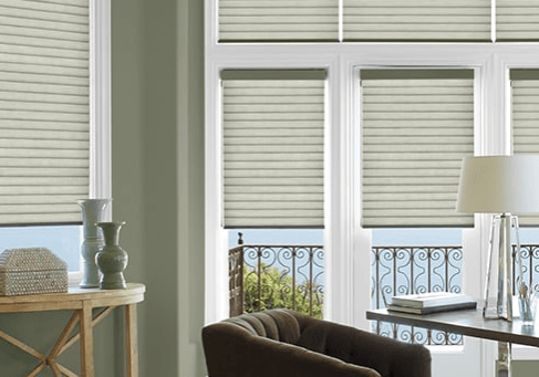 Roller and Solar Shades | Cherry City Interiors