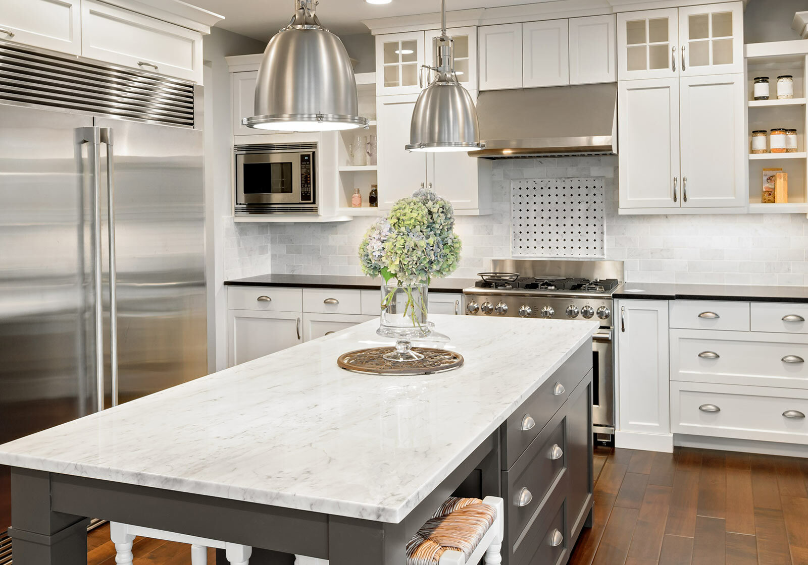 Wood looks for kitchen | Cherry City Interiors